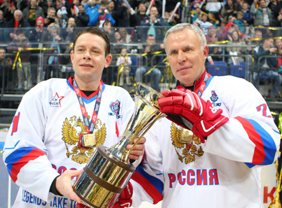 "Наградная продукция для ""World Legends Hockey League"" сезон 2015/2016"