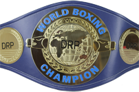 Пояс «World Boxing Champion» 2016
