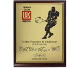 Плакетка «Tennis Club LUKOIL 2016»